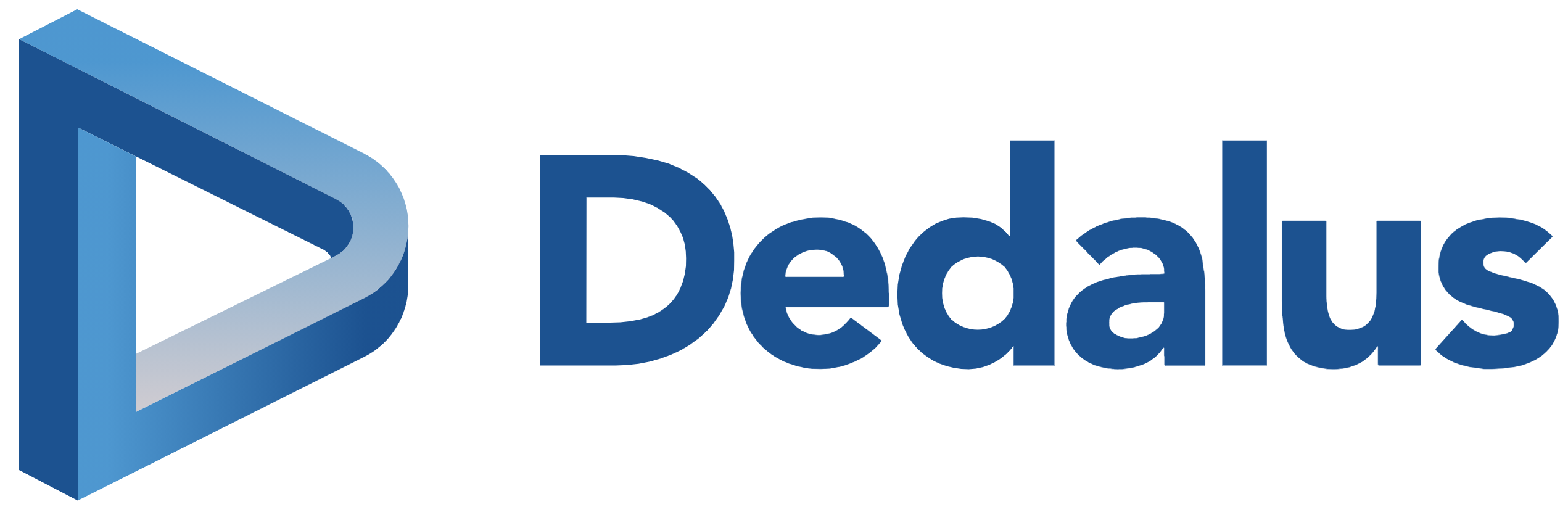 Logo of Dedalus