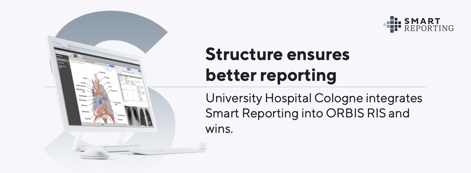 Screen with Sketch Elements for better localisation: Structure ensures better reporting